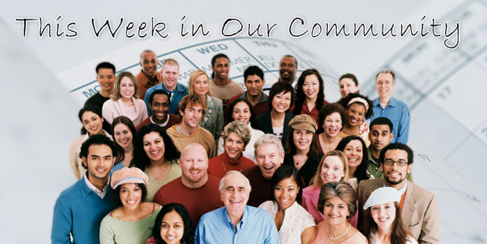 This Week In Our Community